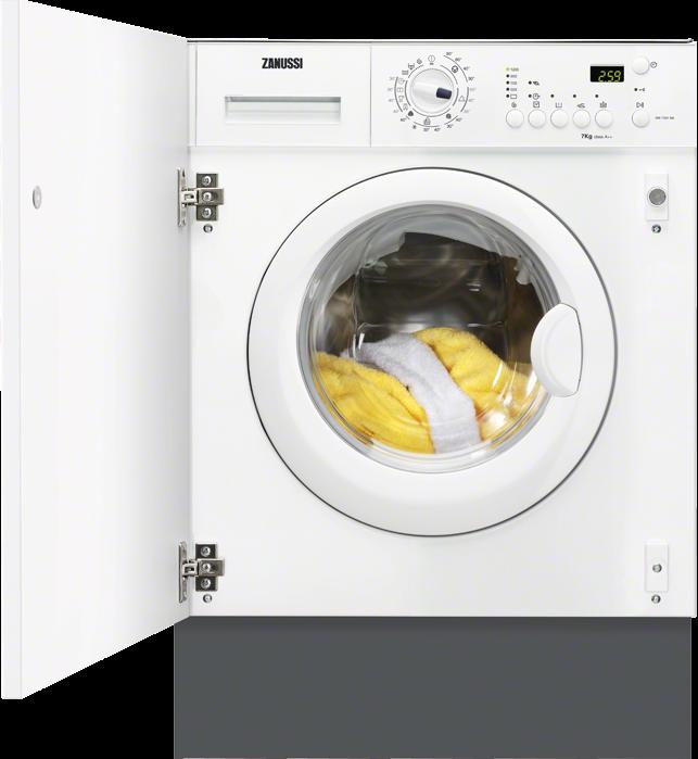 Встраиваемая стиральная машина Zanussi ZWI71201WA