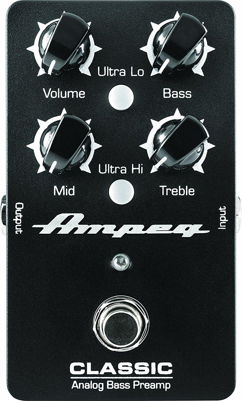 Педаль эффектов Ampeg Classic Analog Ba…