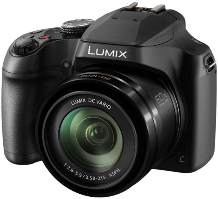 Фотоаппарат Panasonic Lumix DC-FZ82 Black