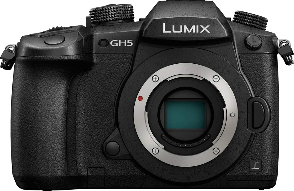 Фотоаппарат Panasonic Lumix DC-GH5 Body