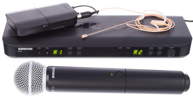Аналоговая радиосистема Shure BLX1288E/…