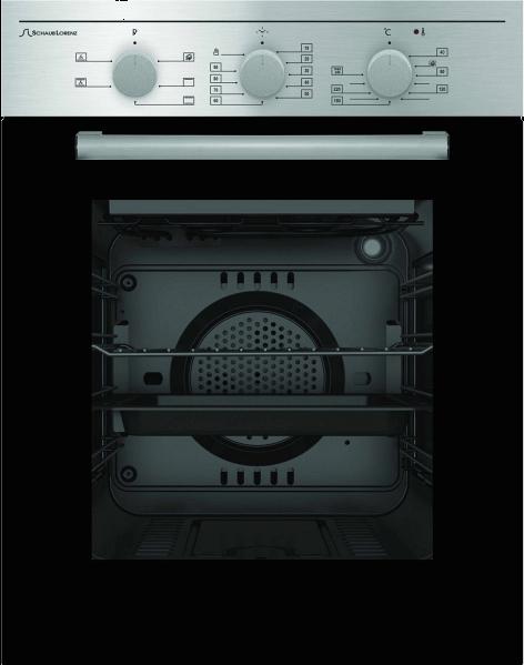 Духовой шкаф Schaub Lorenz SLB EE4610