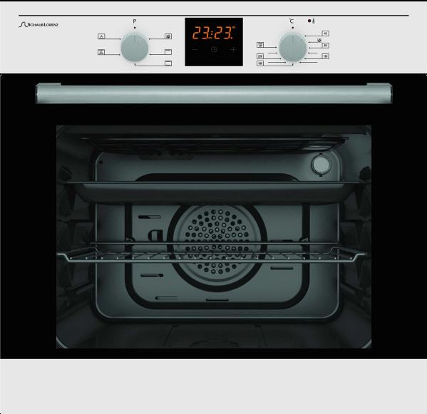 Духовой шкаф Schaub Lorenz SLB EW6620
