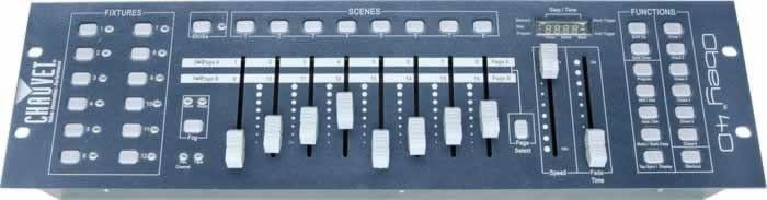 Контроллер Chauvet-DJ Obey 40