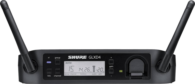 Радиосистема Shure GLXD14E/MX53 Z2 2.4GHz