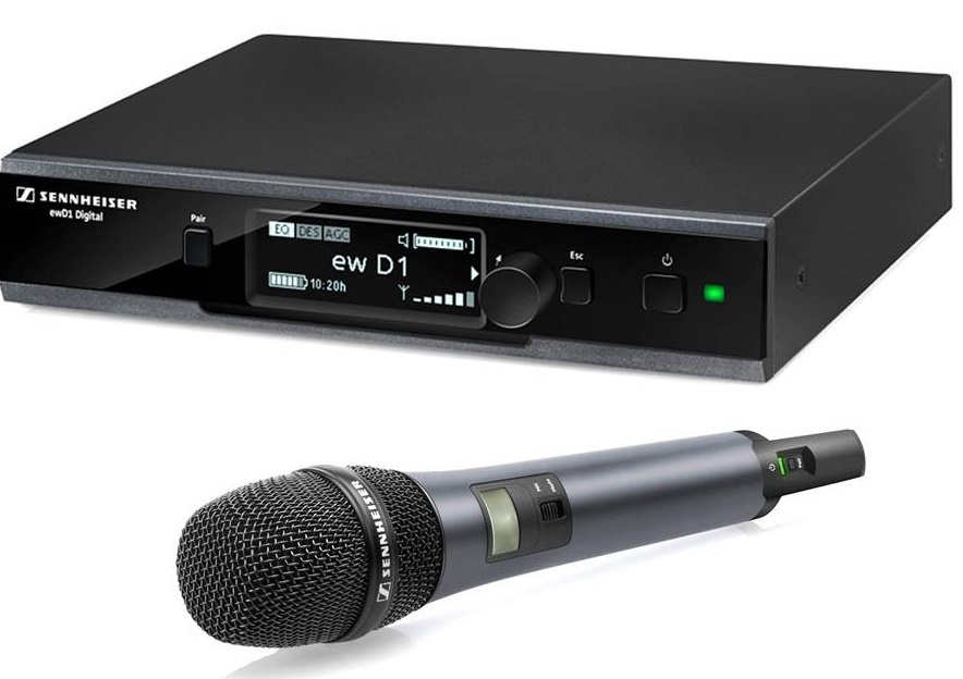 Цифровая радиосистема Sennheiser EW D1-835-S-H-EU