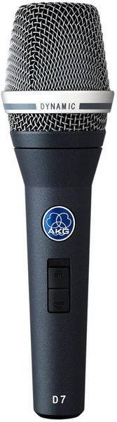 Вокальный микрофон AKG D7S