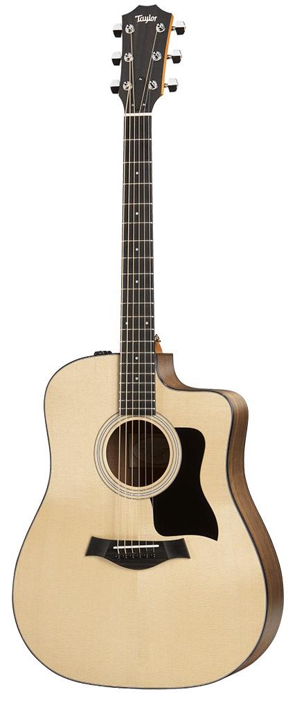 Акустическая гитара Taylor 110CE 100 Series