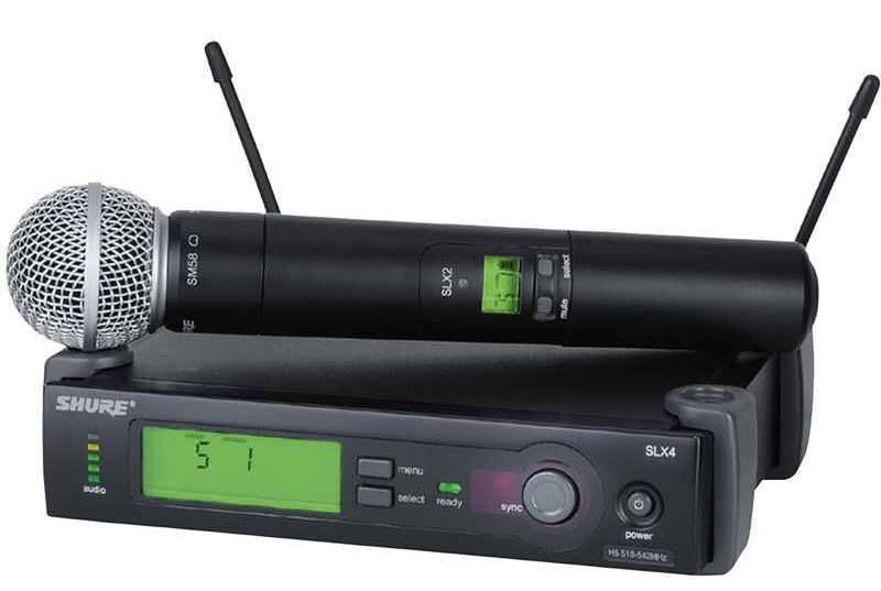 Радиосистема Shure SLX24E/B58