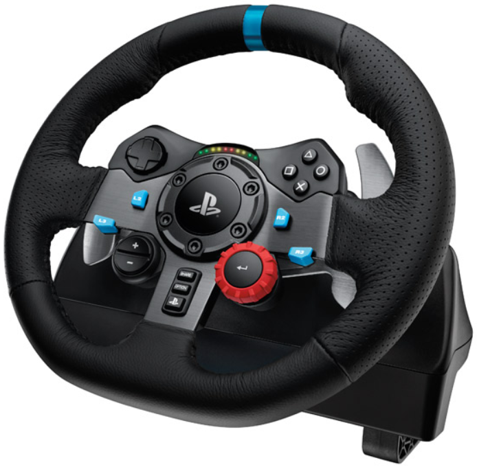 Logitech G29 Driving Force PS4 PS3 PC
