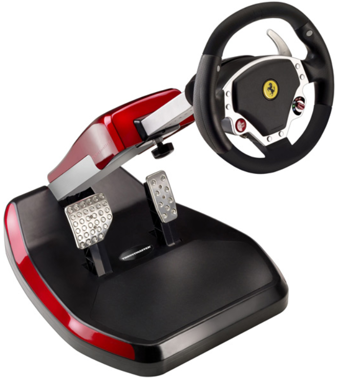 Thrustmaster Ferrari Wireless GT Cockpi…