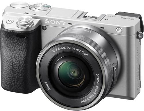 Фотоаппарат Sony Alpha A6300L Kit 16-50…