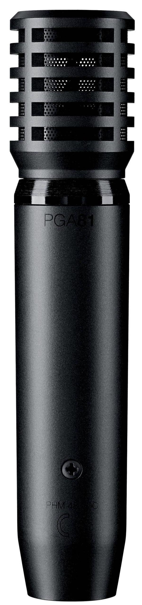 Микрофон Shure PG81-XLR