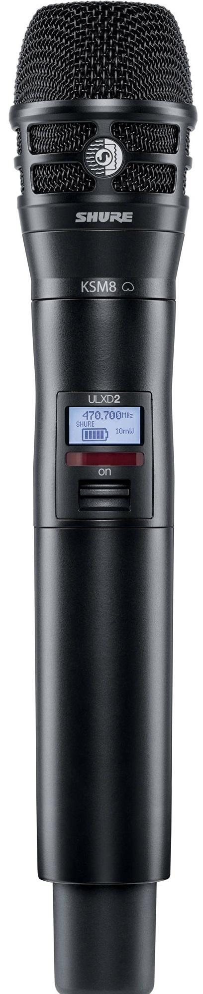 Цифровая радиосистема Shure QLXD2/K8B P…