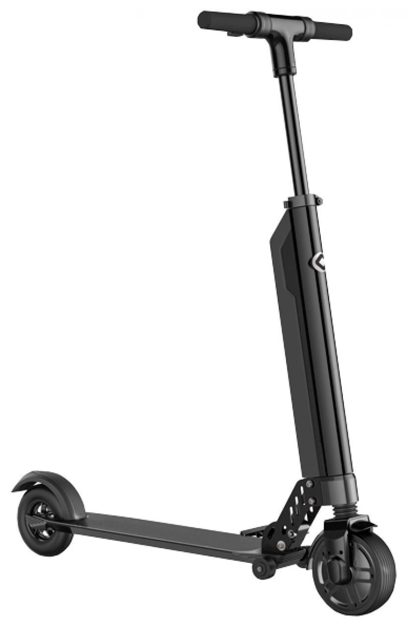 Электросамокат iconBIT Kick Scooter FF Black