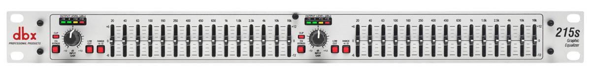 Прибор звуковой обработки DBX 215SV
