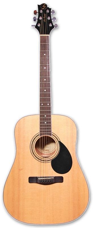 Акустическая гитара Greg Bennett GD 100 S