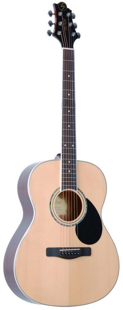 Акустическая гитара Greg Bennett GA 100 S N