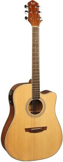 Акустическая гитара Flight AD-200 CEQ NA