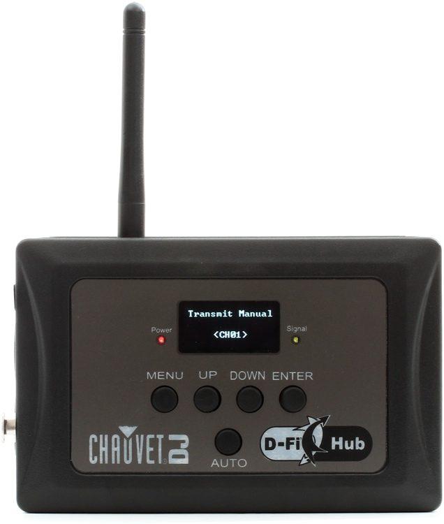 Приемник Chauvet-DJ D-Fi Hub