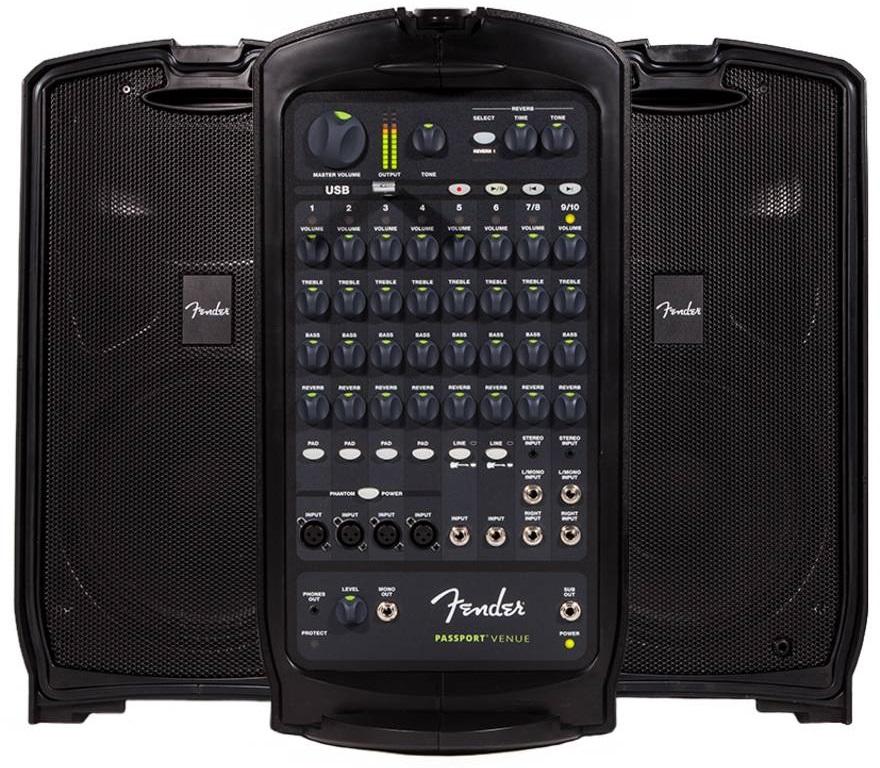 Акустическая система Fender Passport® V…