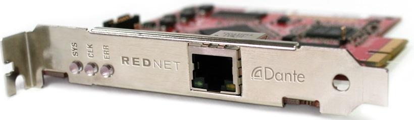 Звуковая карта Focusrite RedNet PCIe Ca…