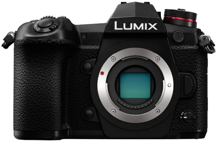 Фотоаппарат Panasonic Lumix DC-G9 Body …