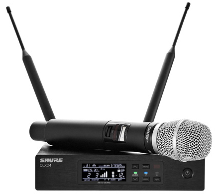 Радиосистема Shure QLXD24E/SM86 P51