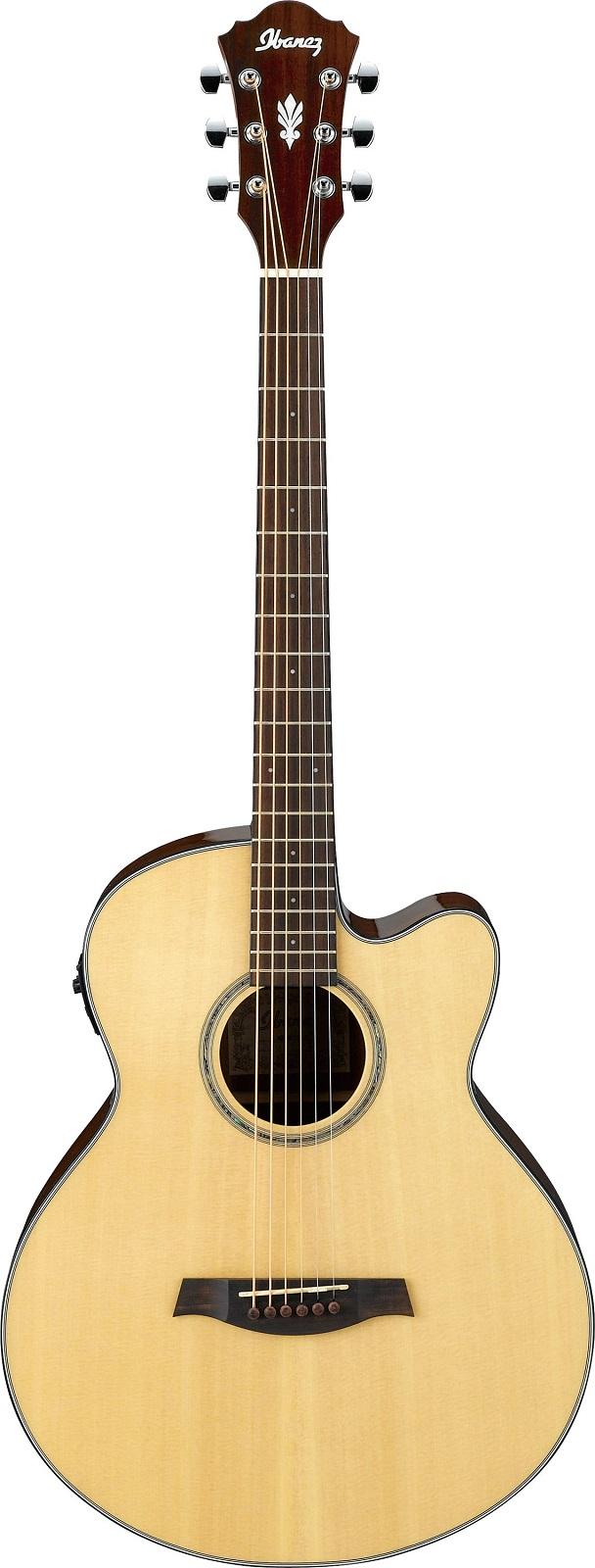 Акустическая гитара Ibanez AELBT1-NT Na…