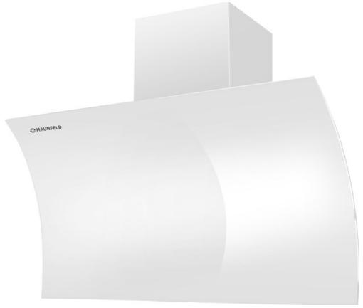 Вытяжка Maunfeld Blast Push 90 White Glass