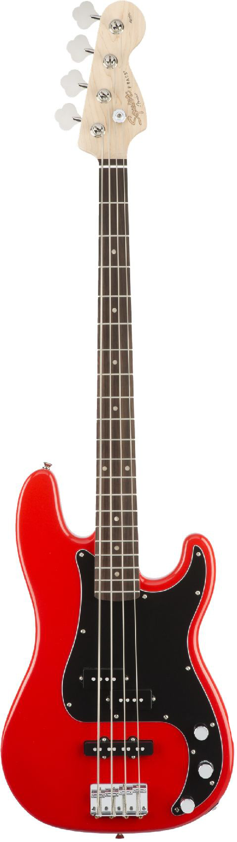 Бас-гитара Fender Squier Affinity PJ Bass BWB PG RCR