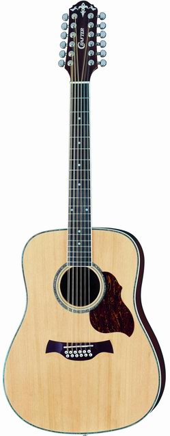 Акустическая гитара Crafter D-8-12/N