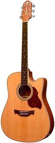 Акустическая гитара Crafter DTE-6/N