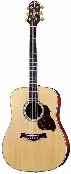 Акустическая гитара Crafter D-8/N+Bag