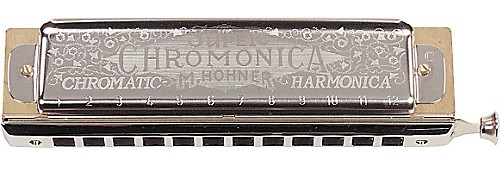 Губная гармошка Hohner Chromonica 48 27…
