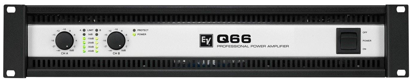 Усилитель мощности Electro-Voice Q66-II  230V