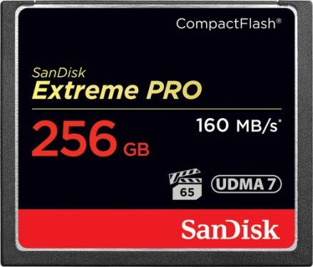 Карта памяти SanDisk Extreme Pro 256Gb
