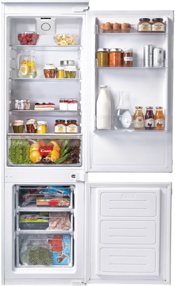 Встраиваемый холодильник Candy CKBBS172F