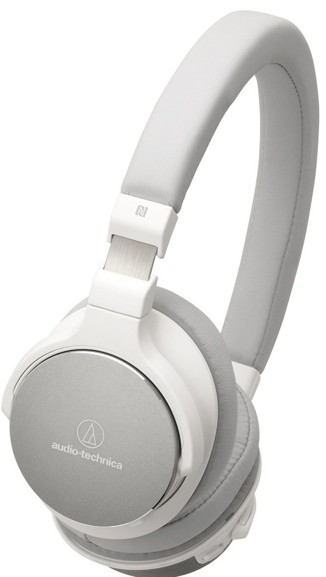 Наушники Audio-Technica ATH-SR5BT White