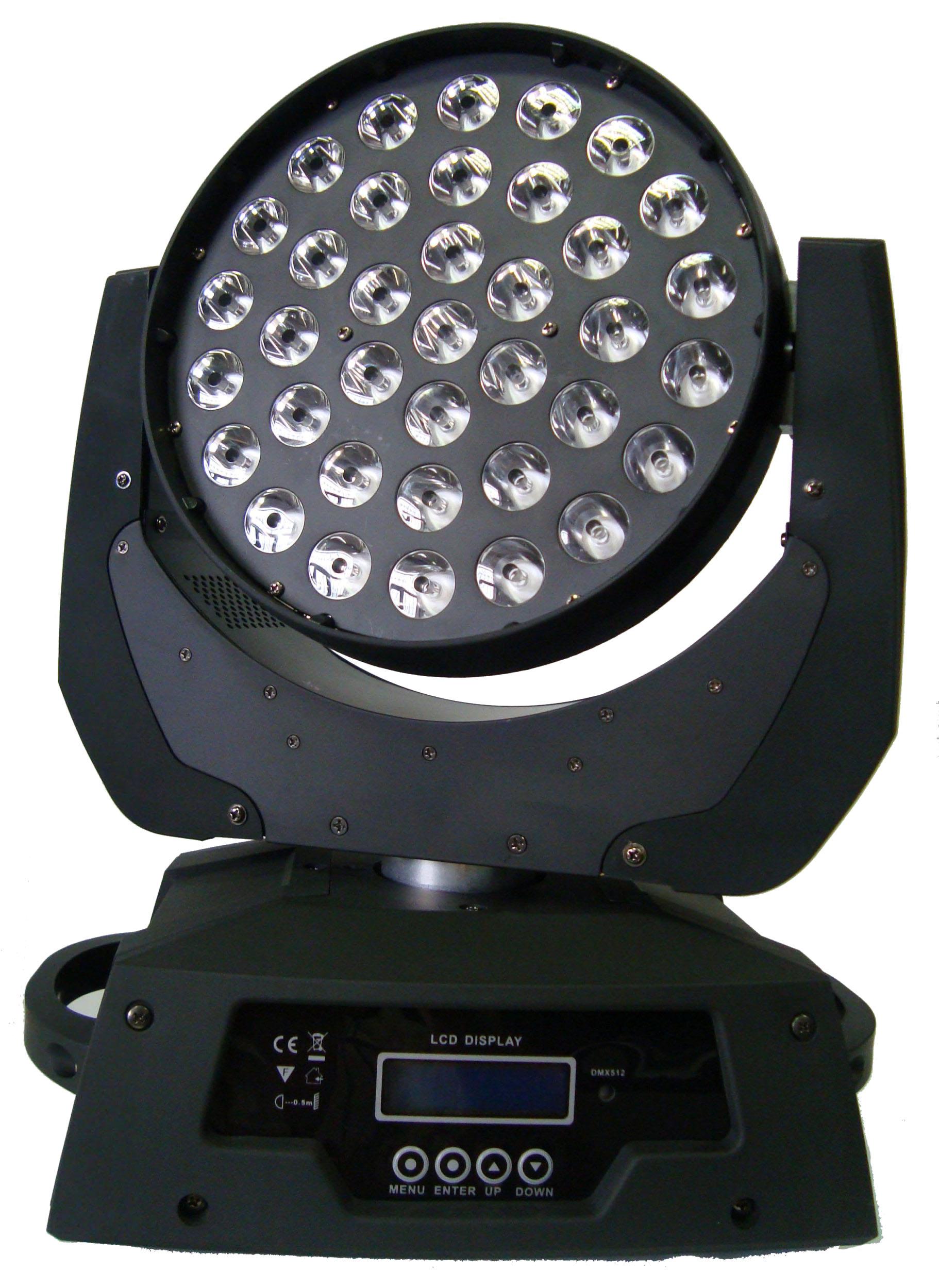 Прибор полного вращения Pro Svet Light MH 3709WR