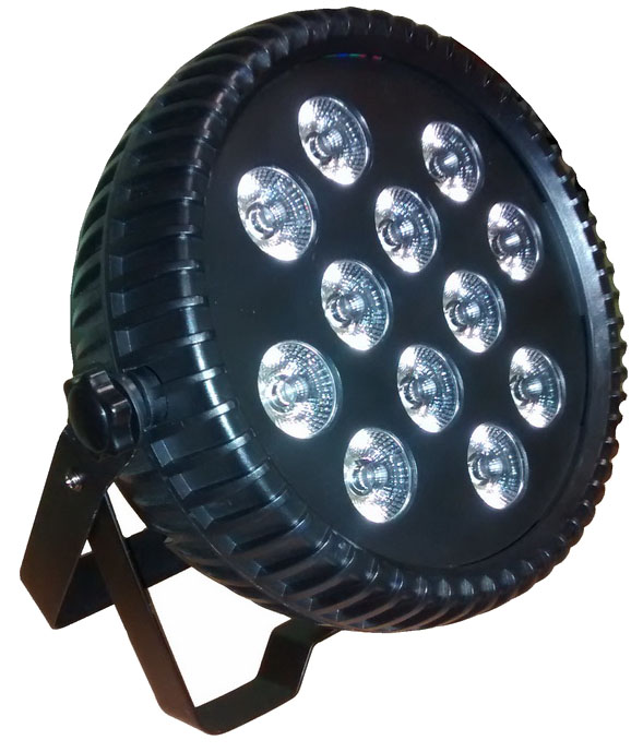 Pro Svet Light PSL-PAR 126 PL RGBWAUV