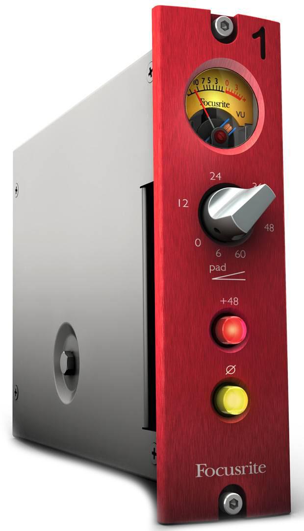 Прибор звуковой обработки Focusrite RED…