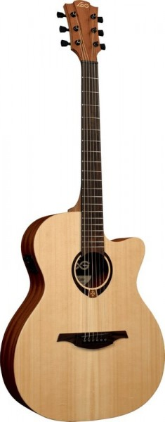 Акустическая гитара LAG T70ACE