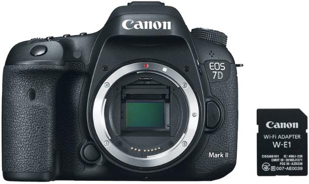 Фотоаппарат Canon EOS 7D Mark II Body +…