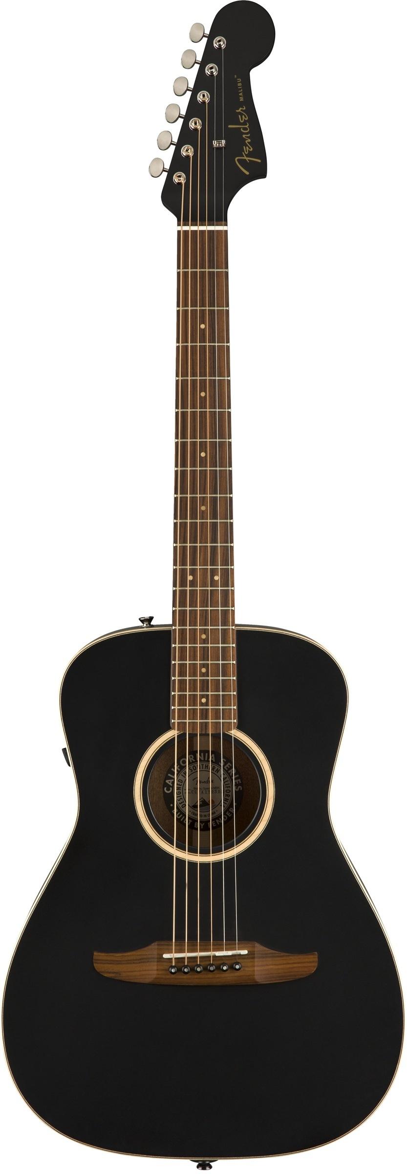 Акустическая гитара Fender Malibu Speci…