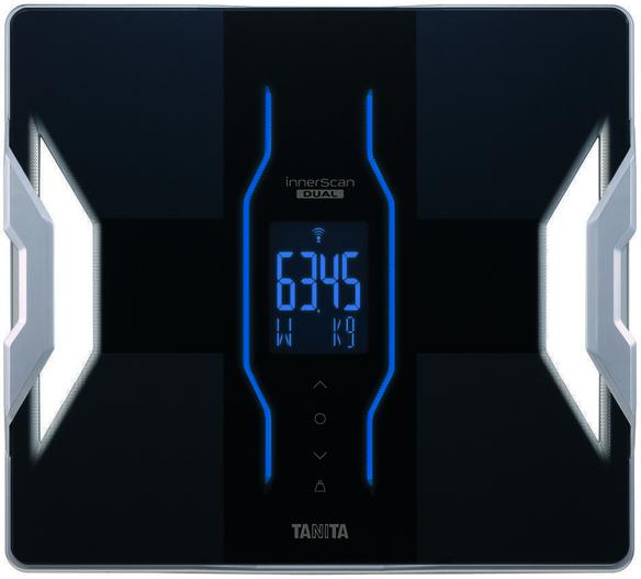 Напольные весы Tanita RD-953 Black