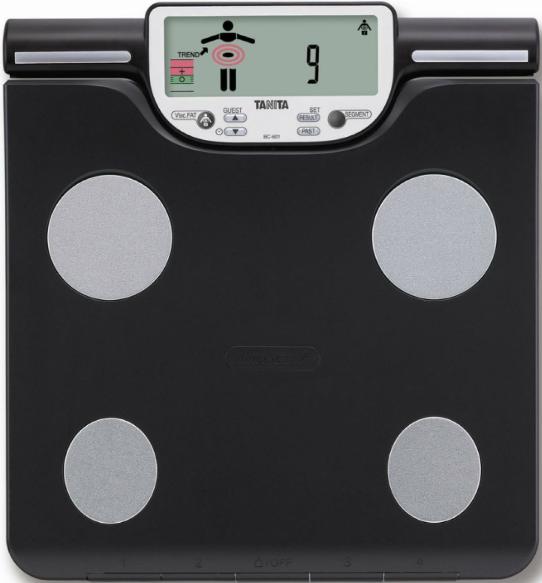 Напольные весы Tanita BC-601 Black