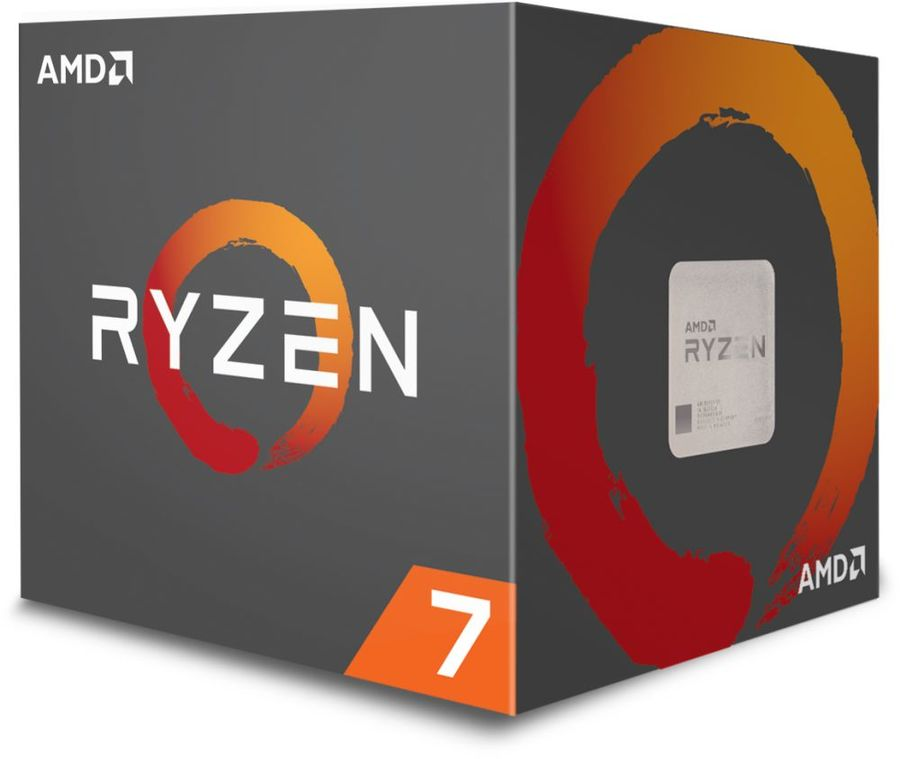 Процессор (CPU) AMD Ryzen 7 2700X 3.7GHz BOX