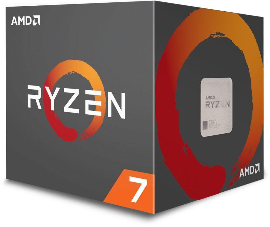 Процессор (CPU) AMD Ryzen 7 2700X 3.7GHz