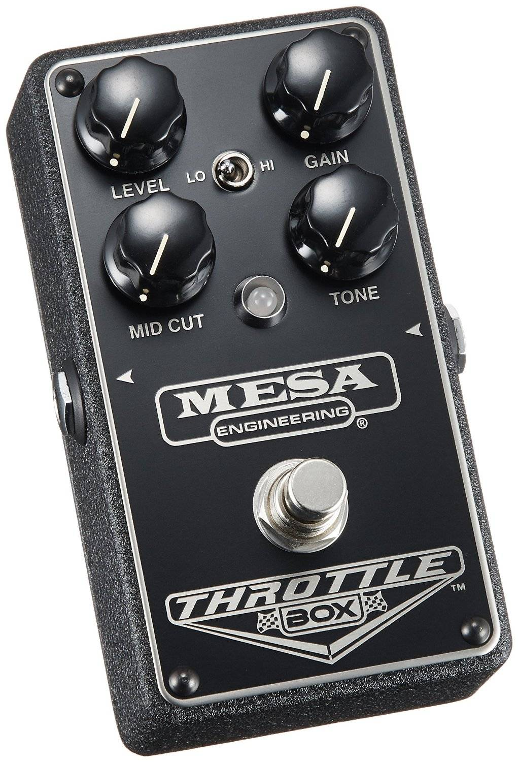 Педаль эффектов Mesa Boogie Throttle Box Distortion